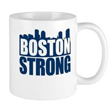 Boston Strong Blue Mug