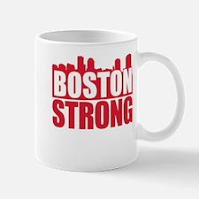 Boston Strong Red Mug