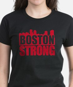 Boston Strong Red T-Shirt