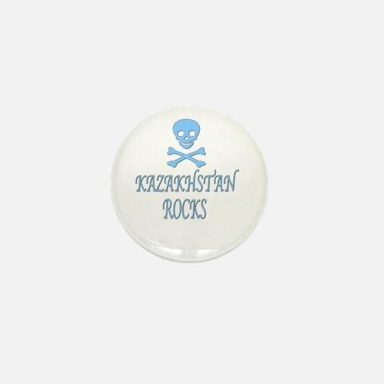 BLU KAZAKHSTAN ROCKS Mini Button