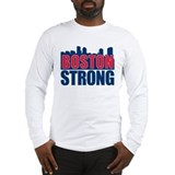Boston strong Long Sleeve T-shirts