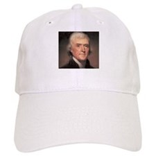 Thomas Jefferson Baseball Cap