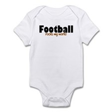 'Football' Infant Bodysuit