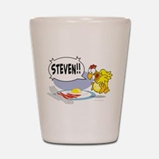Steven the Egg Shot Glass