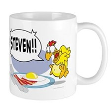 Steven the Egg Small Mug