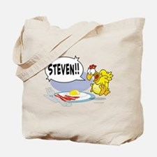 Steven the Egg Tote Bag