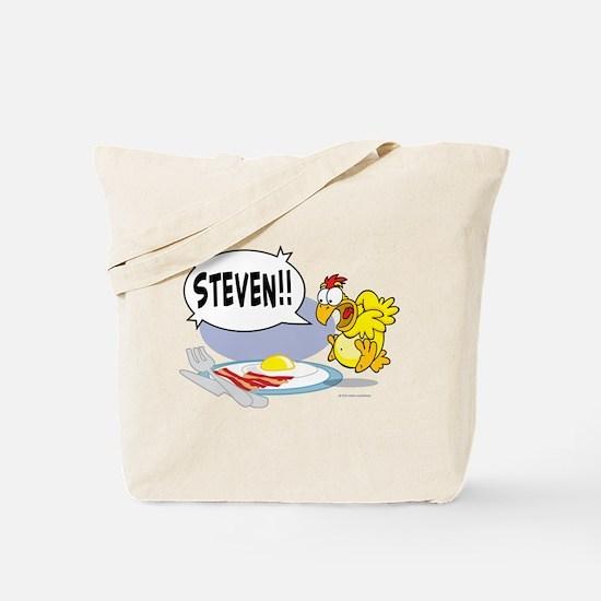Steven the Egg Tote Bag