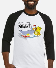 Steven the Egg Baseball Jersey