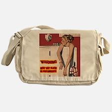 Menopause Humor Messenger Bag