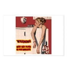 Menopause Humor Postcards (Package of 8)