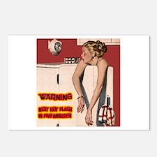 Menopause Humor Postcards (Package of 8)