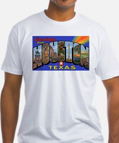Houston Texas Greetings (Front) Shirt