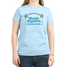 North Captiva Happy Place - T-Shirt