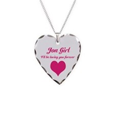 """Jon Girl"" Necklace"