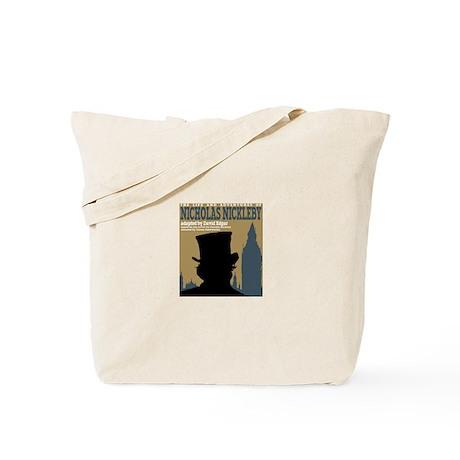 Nicholas Nickleby Tote Bag