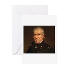 Zachary Taylor Greeting Card