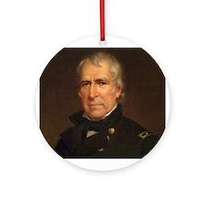 Zachary Taylor Ornament (Round)