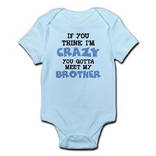 Crazy Brother Body Suit