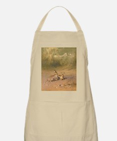 Scared Rabbit Apron