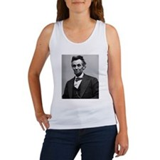 Abraham Lincoln Women's Tank Top