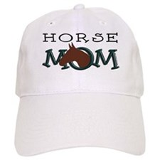 Bay Horse Mom Mother's Day Baseball Baseball Cap