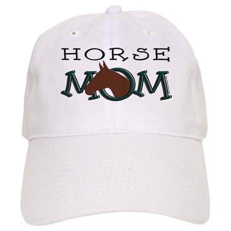 Bay Horse Mom Mother's Day Cap