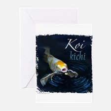 Cheerio Koi Greeting Cards (Pk of 10)