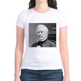 Millard fillmore Jr. Ringer T-Shirt