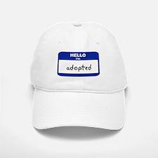 Hello I'm adopted Baseball Baseball Cap
