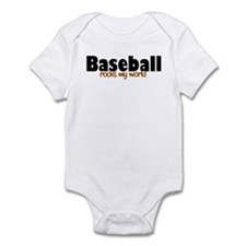 'Baseball' Infant Bodysuit