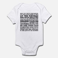 Funny Mother's Day Infant Bodysuit