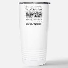 Funny Mother's Day Travel Mug