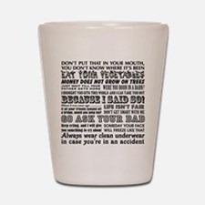 Funny Mother's Day Shot Glass