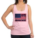 911 never forget Womens Racerback Tanktop