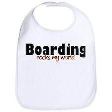'Boarding' Bib
