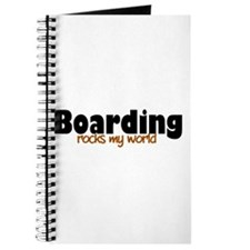 'Boarding' Journal