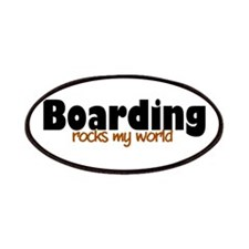 'Boarding' Patches