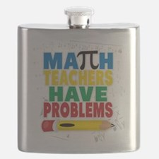 Math Teachers Have Problems Flask