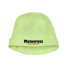 'Motocross' baby hat