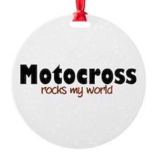'Motocross' Ornament