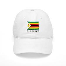 Zimbabwe Baseball Baseball Cap