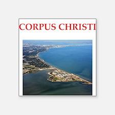 corpus christi Sticker