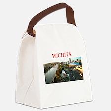 wichita Canvas Lunch Bag