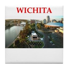 wichita Tile Coaster