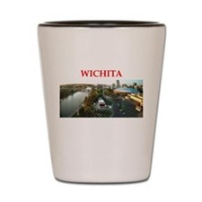 wichita Shot Glass