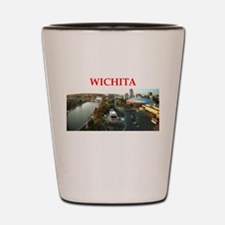 wichita Shot Glass