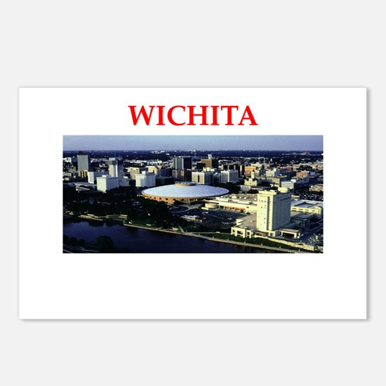 wichita Postcards (Package of 8)