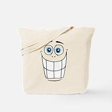 Manic Monster Tote Bag