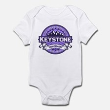 Keystone Purple Infant Bodysuit
