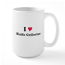 iKnife Collector Mug